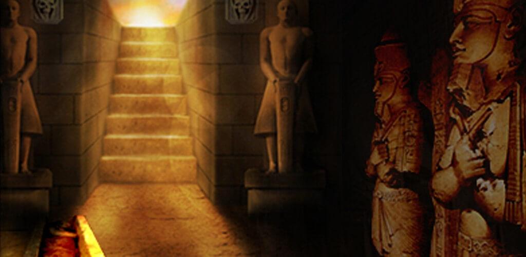 Egytian tomb